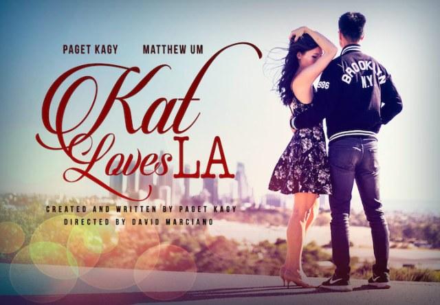 Kat Loves LA Poster